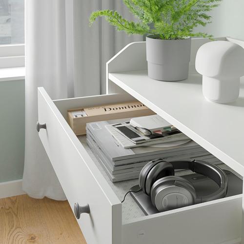 HAUGA chest of 6 drawers