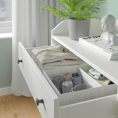 HAUGA - storage combination, white | IKEA Hong Kong and Macau - PE797052_S4