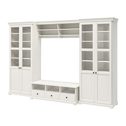 LIATORP - TV storage combination, white | IKEA Hong Kong and Macau - PE702270_S3