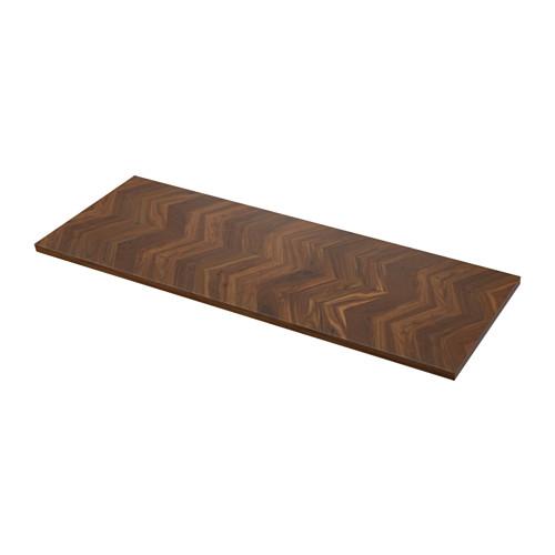 BARKABODA - 櫃台板, 胡桃木 | IKEA 香港及澳門 - PE594696_S4