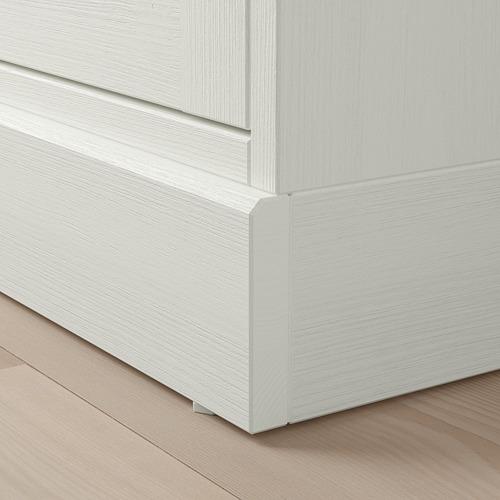 HAVSTA - TV storage combination, white | IKEA Hong Kong and Macau - PE718281_S4