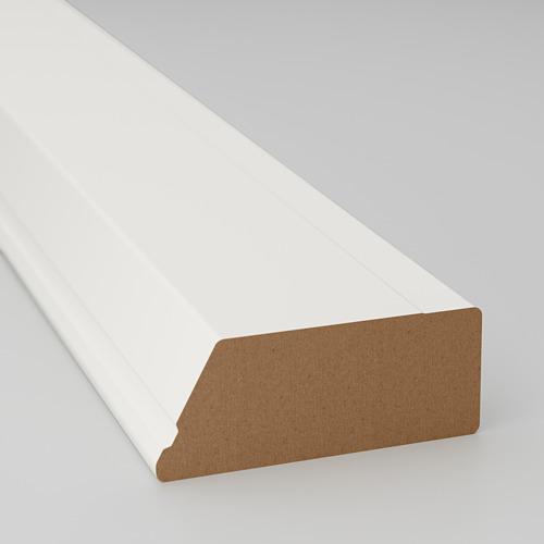 STENSUND - 櫃頂修飾條/牆線, 白色 | IKEA 香港及澳門 - PE797180_S4
