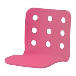 JULES - junior seat shell, pink   IKEA Hong Kong and Macau - PE594817_S3