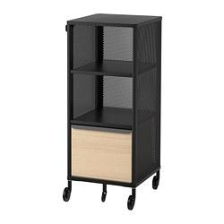 BEKANT - 活動貯物組合, 網狀 黑色 | IKEA 香港及澳門 - PE702503_S3