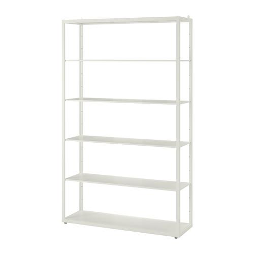 FJÄLKINGE - 層架組合, 白色 | IKEA 香港及澳門 - PE702505_S4