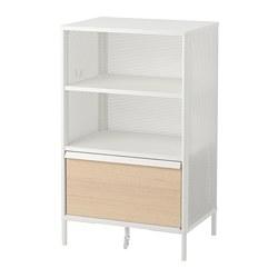 BEKANT - 貯物架, 網狀 白色 | IKEA 香港及澳門 - PE702549_S3