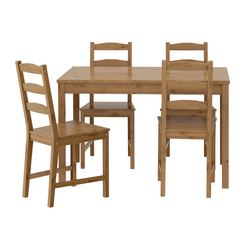 JOKKMOKK - table and 4 chairs, antique stain | IKEA Hong Kong and Macau - PE278490_S3