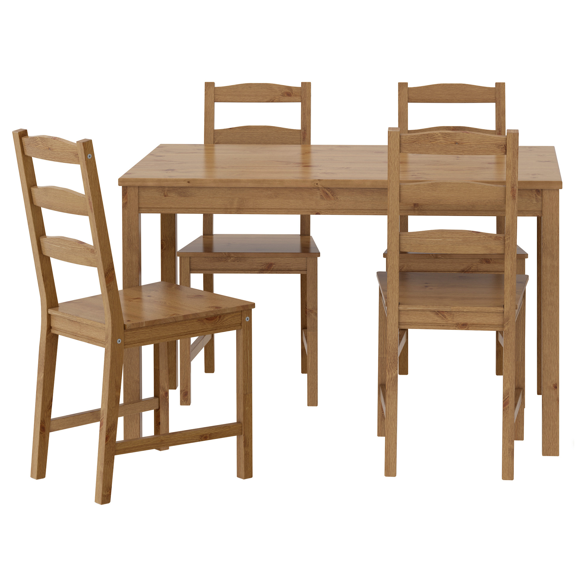 - JOKKMOKK - Table And 4 Chairs, Antique Stain IKEA Hong Kong