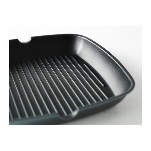 HEMLAGAD - 烤鑊 28 厘米, 黑色 | IKEA 香港及澳門 - PE383684_S4