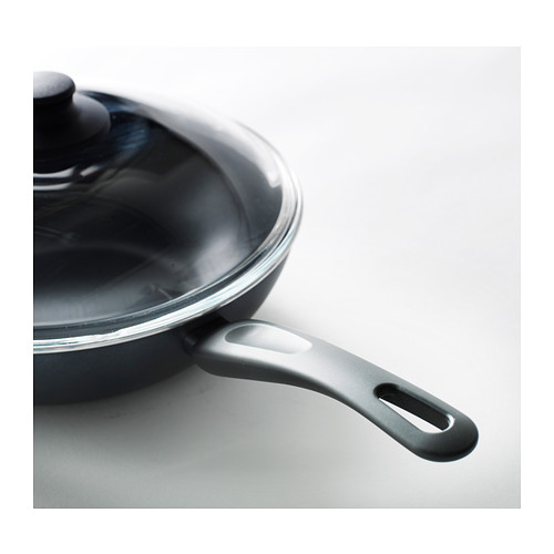 HEMLAGAD - 連蓋煎鍋, 26厘米 | IKEA 香港及澳門 - PE383690_S4