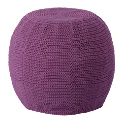 OTTERÖN/INNERSKÄR - pouffe, in/outdoor, purple | IKEA Hong Kong and Macau - PE743300_S3