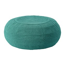 INNERSKÄR/OTTERÖN - pouffe, in/outdoor, dark green | IKEA Hong Kong and Macau - PE743299_S3