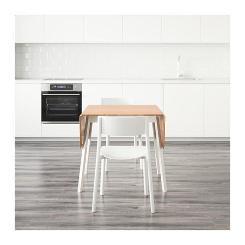 JANINGE/IKEA PS 2012 - 一檯四椅, 竹/白色 | IKEA 香港及澳門 - PE595111_S4