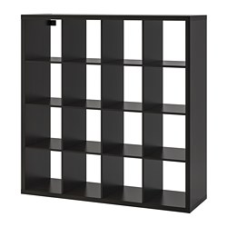 KALLAX - shelving unit, black-brown | IKEA Hong Kong and Macau - PE702769_S3
