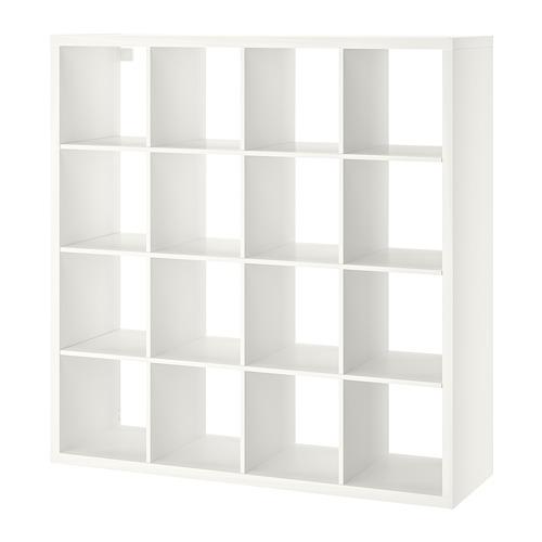 KALLAX - 層架組合, 白色 | IKEA 香港及澳門 - PE702768_S4
