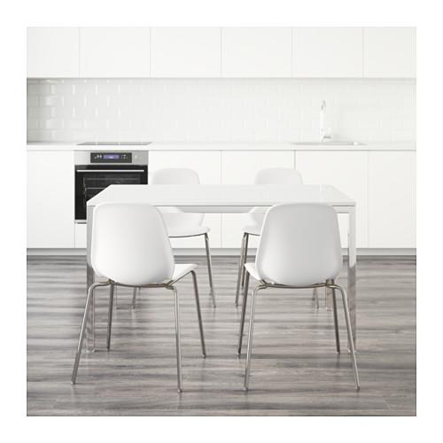 TORSBY/LEIFARNE 一檯四椅