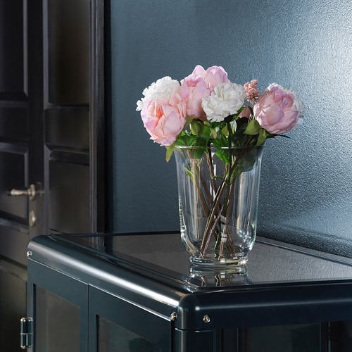 POMP - 花瓶/燭燈, 透明玻璃 | IKEA 香港及澳門 - PE743354_S4