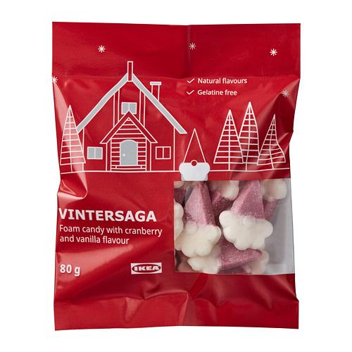 VINTERSAGA foam candy