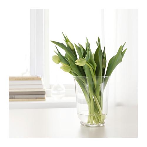 POMP - 花瓶/燭燈, 透明玻璃 | IKEA 香港及澳門 - PE595250_S4