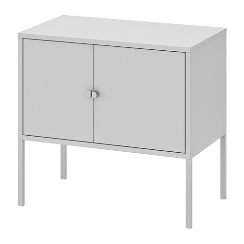 LIXHULT - cabinet, metal/grey | IKEA Hong Kong and Macau - PE702934_S4