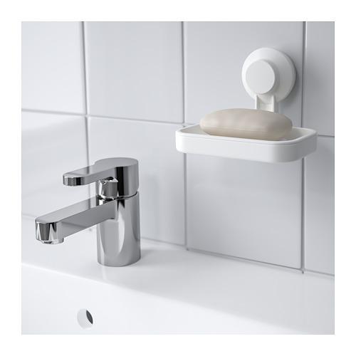 TISKEN - 肥皂碟連吸盤, 白色 | IKEA 香港及澳門 - PE702942_S4