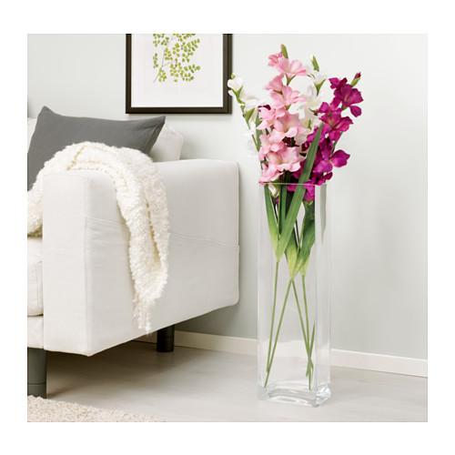 SMYCKA - 人造花, 劍蘭/白色 | IKEA 香港及澳門 - PE595316_S4
