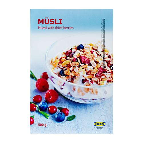 MÜSLI - 雜莓燕麥片 | IKEA 香港及澳門 - PE595325_S4