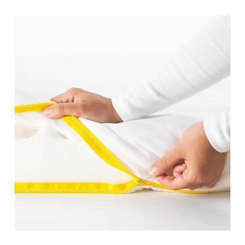 UNDERLIG - foam mattress for junior bed, white | IKEA Hong Kong and Macau - PE655602_S4