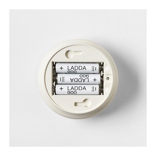 MOLGAN - LED燈, 白色/電池操作 | IKEA 香港及澳門 - PE655186_S4