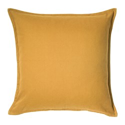 GURLI - cushion cover, golden-yellow | IKEA Hong Kong and Macau - PE655202_S3