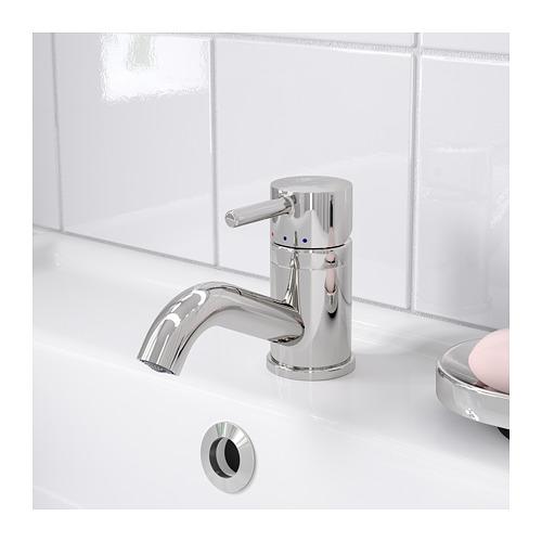 PILKÅN - wash-basin mixer tap with strainer, chrome-plated | IKEA Hong Kong and Macau - PE702976_S4