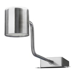 URSHULT - LED cabinet lighting, nickel-plated | IKEA Hong Kong and Macau - PE384008_S3