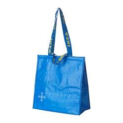 FRAKTA - 保溫袋, 藍色 | IKEA 香港及澳門 - PE743490_S3