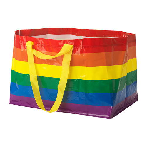 STORSTOMMA 購物袋,大