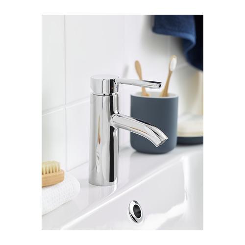 DALSKÄR - 浴室冷熱水龍頭連過濾器, 鍍鉻 | IKEA 香港及澳門 - PH135725_S4