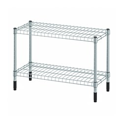 OMAR - shelving unit, galvanised | IKEA Hong Kong and Macau - PE797537_S3
