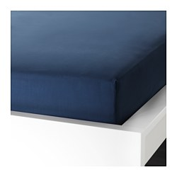 ULLVIDE - fitted sheet, king | IKEA Hong Kong and Macau - PE595584_S3