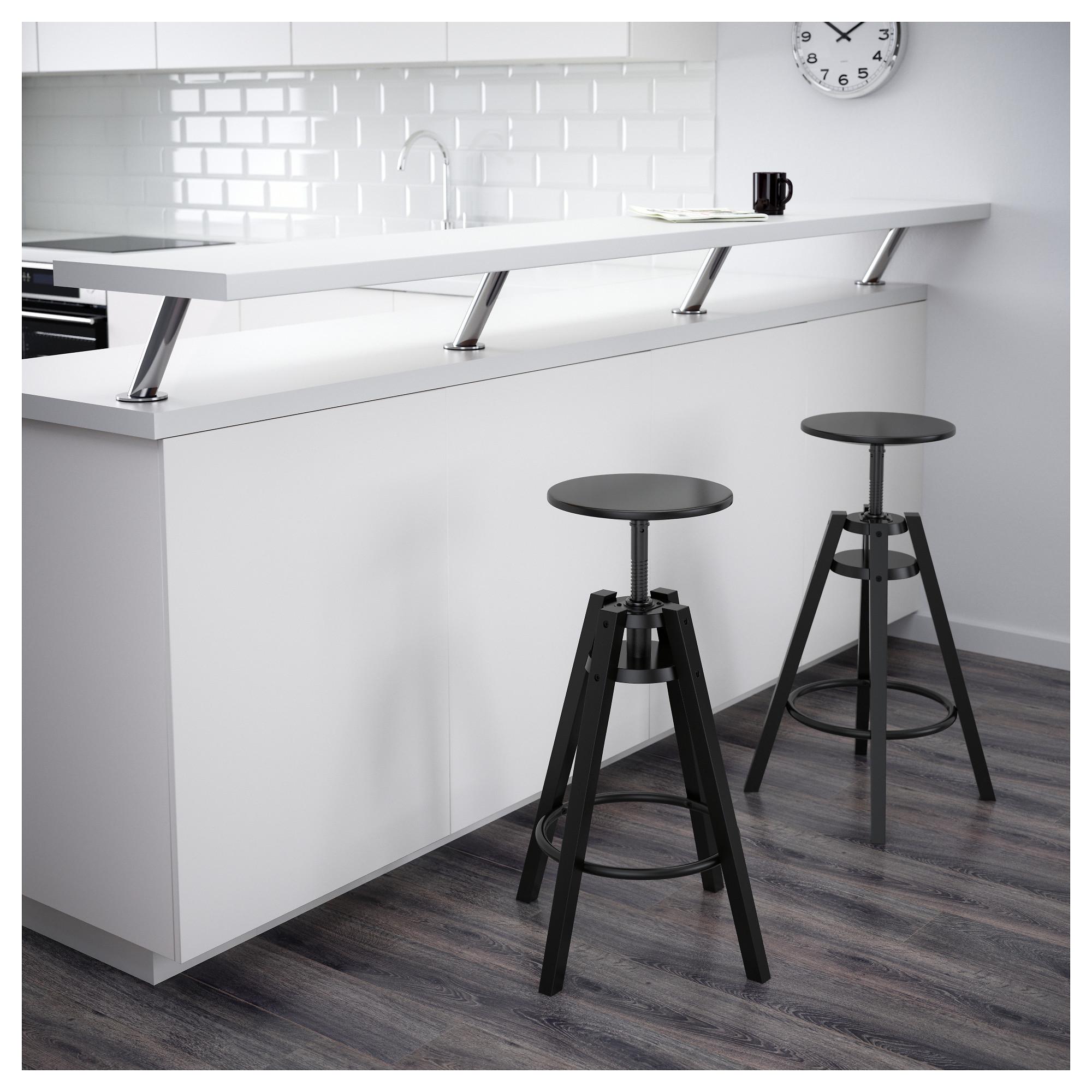 Phenomenal Dalfred Bar Stool Black Ikea Hong Kong Machost Co Dining Chair Design Ideas Machostcouk