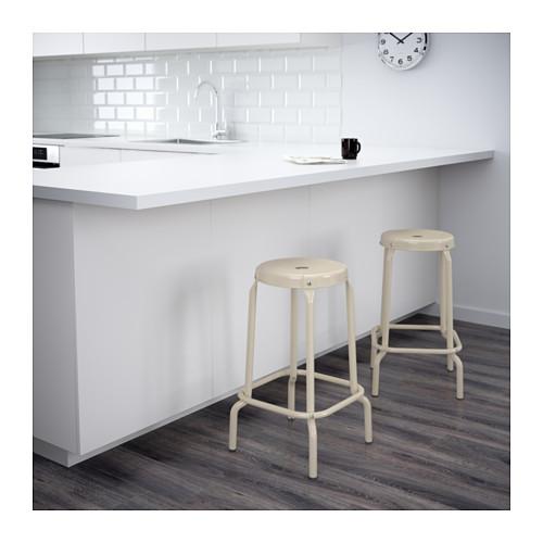 RÅSKOG - 高腳凳, 椅座高度63cm, 米黃色 | IKEA 香港及澳門 - PE595582_S4