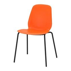 LEIFARNE - chair, orange/Broringe black | IKEA Hong Kong and Macau - PE743599_S3