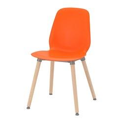 LEIFARNE - chair, orange/Ernfrid birch | IKEA Hong Kong and Macau - PE743602_S3