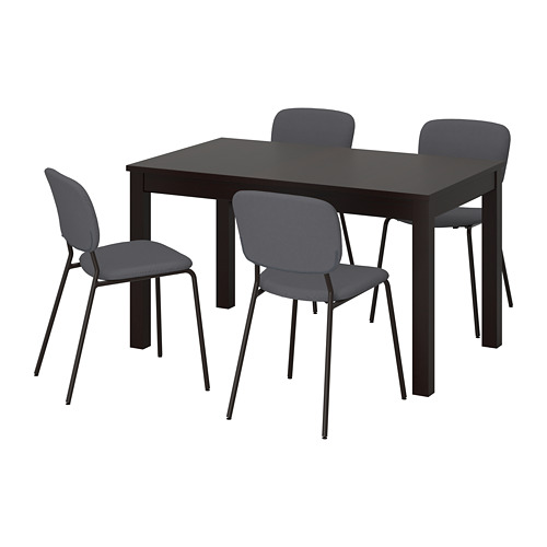 KARLJAN/LANEBERG 一檯四椅