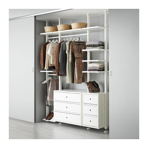 ELVARLI - 3 sections, white   IKEA Hong Kong and Macau - PE595954_S4