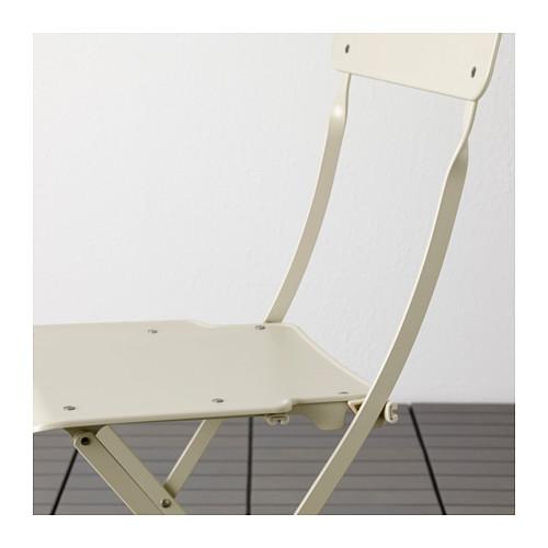 SALTHOLMEN 戶外檯及4張摺椅