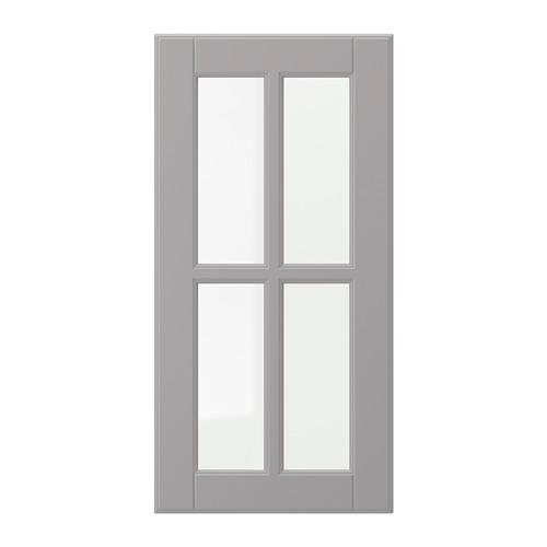 BODBYN - glass door, grey | IKEA Hong Kong and Macau - PE703530_S4