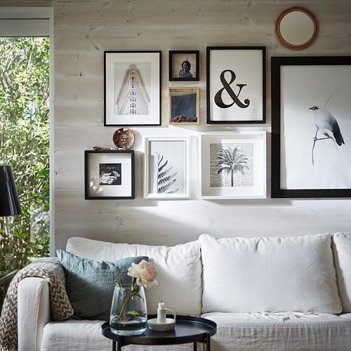 SANNAHED - 畫框, 白色   IKEA 香港及澳門 - PE797645_S4