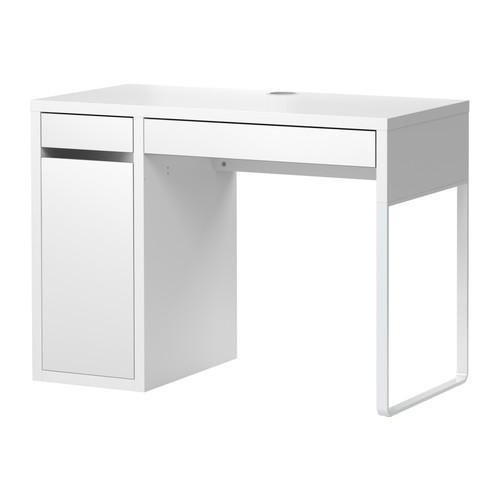 MICKE - 書檯, 105x50x75 cm, 白色 | IKEA 香港及澳門 - PE279640_S4