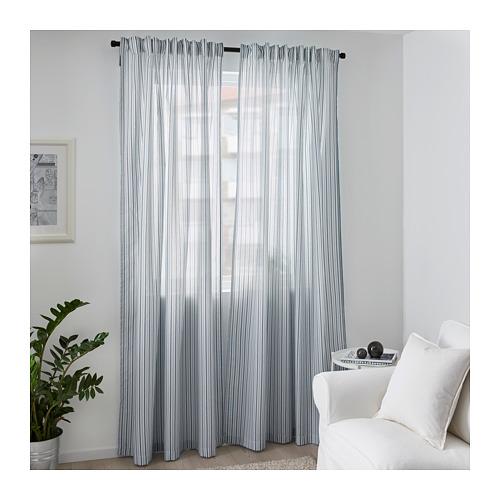 BERGPION 窗簾,一對