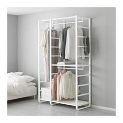ELVARLI - 貯物組合, 白色 | IKEA 香港及澳門 - PE595867_S3