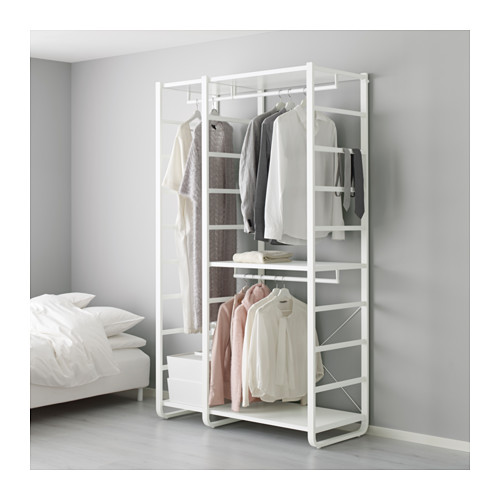 ELVARLI - 貯物組合, 白色 | IKEA 香港及澳門 - PE595867_S4